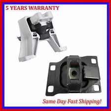 FWD Engine Motor & Trans. Mount For Set 2pcs 5495 2986 08-2011 Ford Focus 2.0L