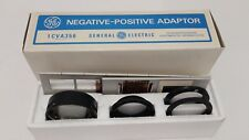 GE Negative Positive Adapter Vintage Film Developing Photography 1CVA356      -I