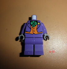 LEGO sdcc JOKER piece BODY batman villain DC UNIVERSE toy figure