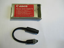 CANON Remote Switch Adapter T3 - C26-0125