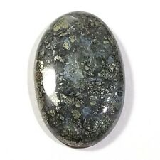 42.20 CT. NATURAL TOP QUALITY MARCASITE OVAL CAB AK- 529
