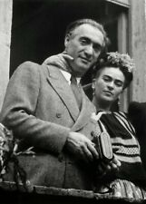 """Photographie, """"Frida Kahlo et Nickolas Muray"""",  1938       /    15 x 20"""