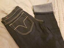 Dark blue Diesel denim jeans