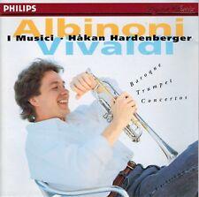 Baroque Trumpet Concertos - Hakan Hardenberger,  I Musici (CD)