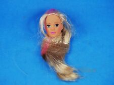 SIMBA Barbie Doll Young Pretty Girl Figure Head Sculpture K87 A