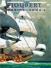 TIRAGE DE LUXE + 15 SÉRIGRAPHIES ( UNE SIGNÉE PAR PIERRE JOUBERT ) MARINE TOME 1