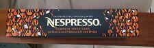 Nespresso Vertuoline PUMPKIN SPICE CAKE Coffee Limited Edition 10 pods