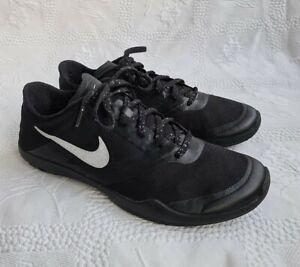 NIKE Womens Black Performance Studio Trainer 2 Multisport Indoor Shoes. UK 7.