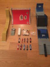 Huge Joblot Of Tech Deck Skateboards And Ramps + Fold Up Box Ramp