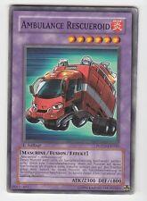 YU-GI-OH played Ambulance Rescueroid Common