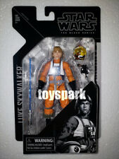 "Hasbro Star Wars Black Series 6"" Inch Archive Collection Wave 1 Luke Skywalker"
