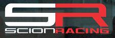 Scion Racing Logo Vinyl Decal Sticker TC XB XA XD F-RS IQ Toyota TRD FRS
