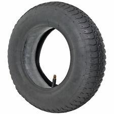 More details for wheelbarrow wheel inner tube and barrow tyre 3.50 - 8 rubber innertube 35 psi
