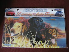 RETREIVER DOGS PICTURE  PLATE  (PK26)