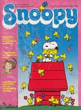 *** SNOOPY - ANNO 3 - N. 4 - APRILE 1988 ***