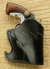 Colt Agent,cobra,detective spl. S&W J-frame Front Pocket Gun Holster Made In USA