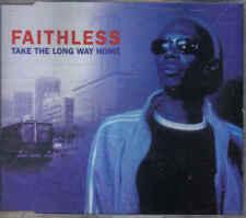 Faithless-Take The long Way home cd maxi single