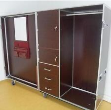 Universal-Garderoben-Case Transportcase für Künstlergarderobe m Rollen ROADINGER