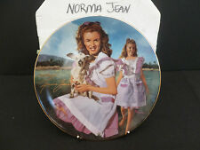 Hamilton Collectors Plate Marilyn Monroe Norma Jean Proof Plate Limoges Rare