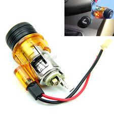 Car Motorcycle Cigarette Lighter Power Socket Plug Outlet Y 12V 120W