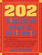 202 Things You Can Buy and Sell For Big Profits! (