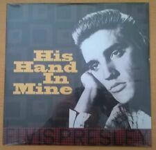 ELVIS PRESLEY His Hand In Mine LP 180 gram. NEUF scellé / mint sealed
