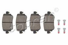 kit de plaquettes de frein arrière Audi A1 Q3 Alhambra Octavia Sharan 7N0698451A