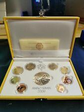 Vatikan KMS 2009 Proof + Silbermedaille