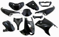 Cubierta Kit de Disfraces Piezas de Revestimiento Negro Aprilia Sr 50 Sr 125