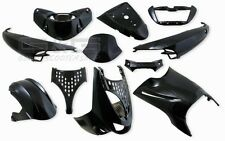 Cubierta Kit de Disfraces 11 piezas Revestimiento Negro APRILIA SR SR50 125