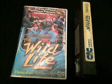 THE WILD LIFE AUSTRALIAN VHS VIDEO 1984 BIG BOX LEA THOMPSON ERIC STOLTZ