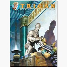Trigan 13 Unheimliche Begegnungen Don Lawrence Pulp Science Fiction COMIC Panini