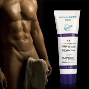 #1 NEW XXXL GAIN 12+ INCHES PENIS-ENLARGER GROWTH CREAM! FASTER GROWTH! 2020 NEW