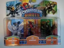 Skylanders Giants Sonic Boom Glitter Rare