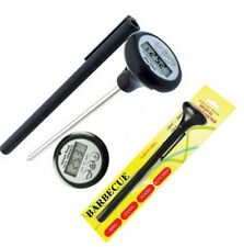 Cooking Thermometer -Digital for All Food, Meat, Turkey, Grill, BBQ (New)
