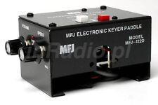 MFJ-422DX KEYER FOR BENCHER PADDLE MOUNT + WORLDWIDE DELIVERY MFJ422 MFJ422DX