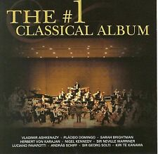 VARIOUS ARTISTS-THE #1 CLASSICAL ALBUM (UK IMPORT) CD NEW