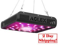 AGLEX 600W COB LED Grow Light Full Spectrum UV IR Reflector Series Plant Grow...