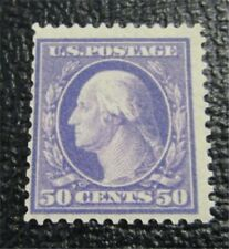 nystamps US Stamp # 341 Mint OG NH $700 Washington