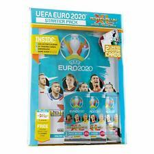 NEW - Panini UEFA Euro 2020 Adrenalyn XL Starter Pack