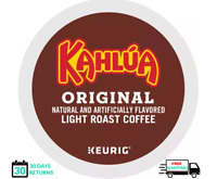 Kahlua Keurig Coffee K-cups YOU PICK THE SIZE
