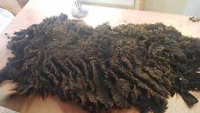 1.4kg Raw Sheeps Fleece Belwin Spinning Weaving Stuffing Insulation 133