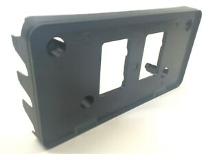2016 - 2018 Toyota Avalon front bumper License Plate Mounting Bracket new OEM