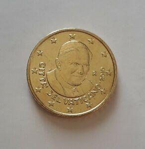 Vatican - 50 Cent 2010 Vaticano  ✔
