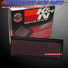 K&N 33-2865 Hi-Flow Air Intake Drop in Filter for Audi Volkswagen *See Detail*