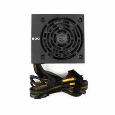 EVGA 600 W1 80+ WHITE 600W Power Supply - 100W10600K1
