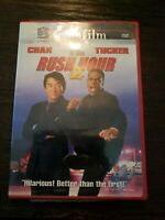 RUSH HOUR 2 (DVD, 2001, Includes Insert)