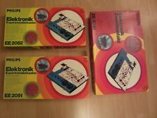 Experimentierkasten, Philips Elektronik EE 2051, EE 2052, Zweitkontakt EE2041