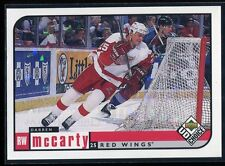 1998-99 UD Choice Prime Choice Reserve 72 Darren McCarty 51/100