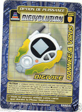 Digimon n° JD-175 - Digivolution - DIGIVICE DONNEE & VIRUS (A3009)
